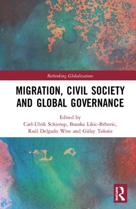 Migration, Civil Society and Global Governance: 1st Edition (Hardback) book cover