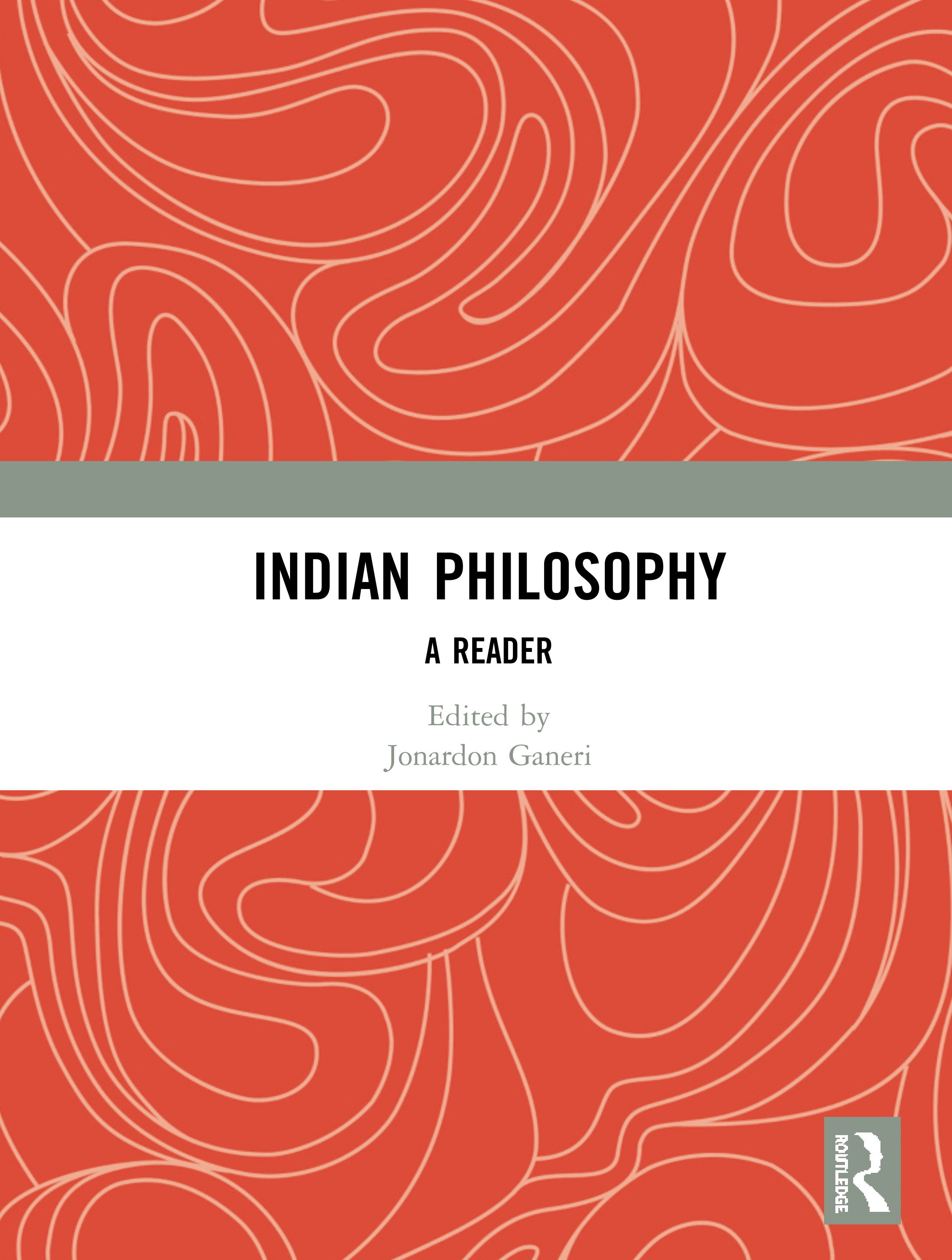 Indian Philosophy: A Reader book cover