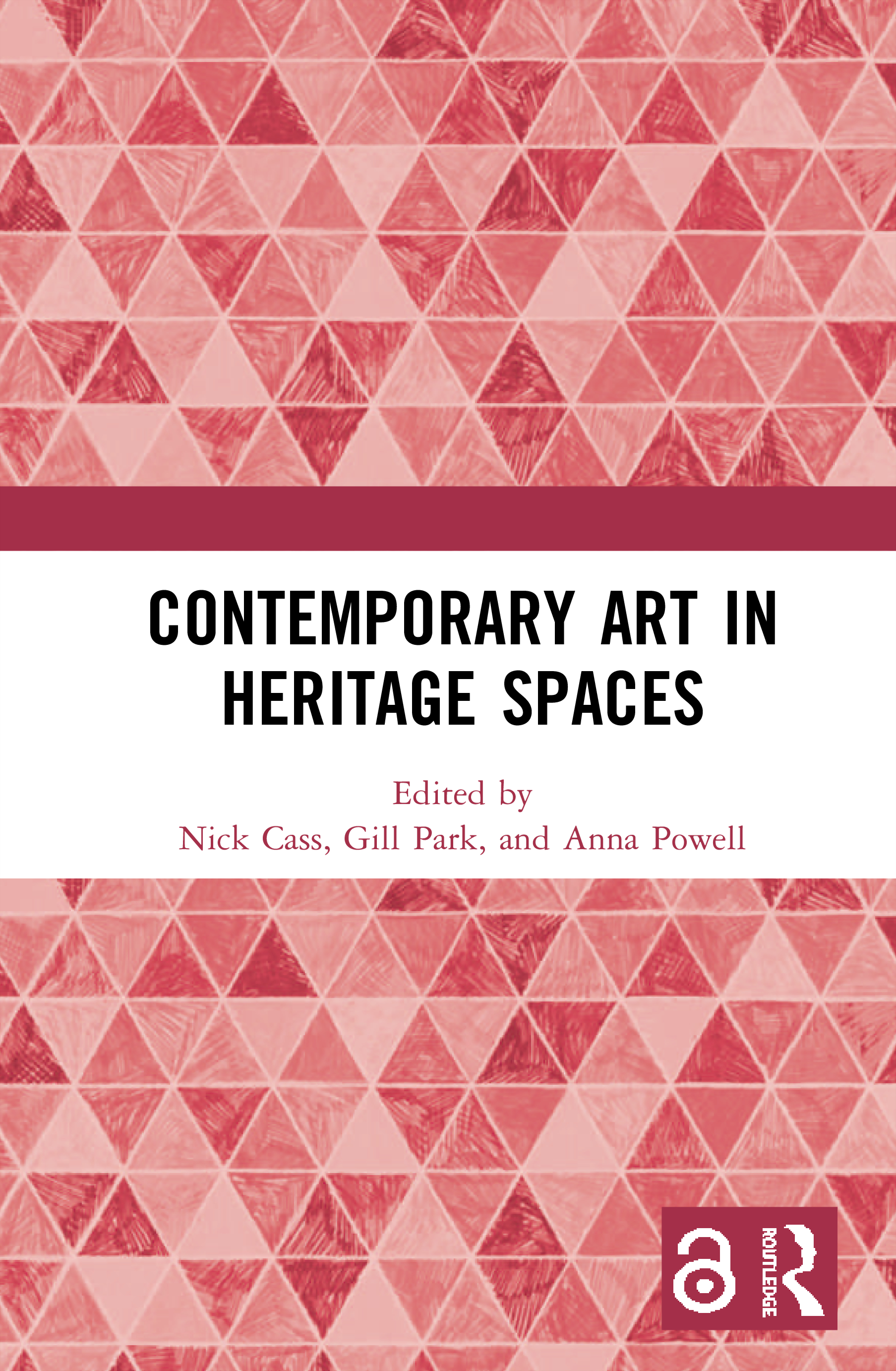 Contemporary Art in Heritage Spaces book cover