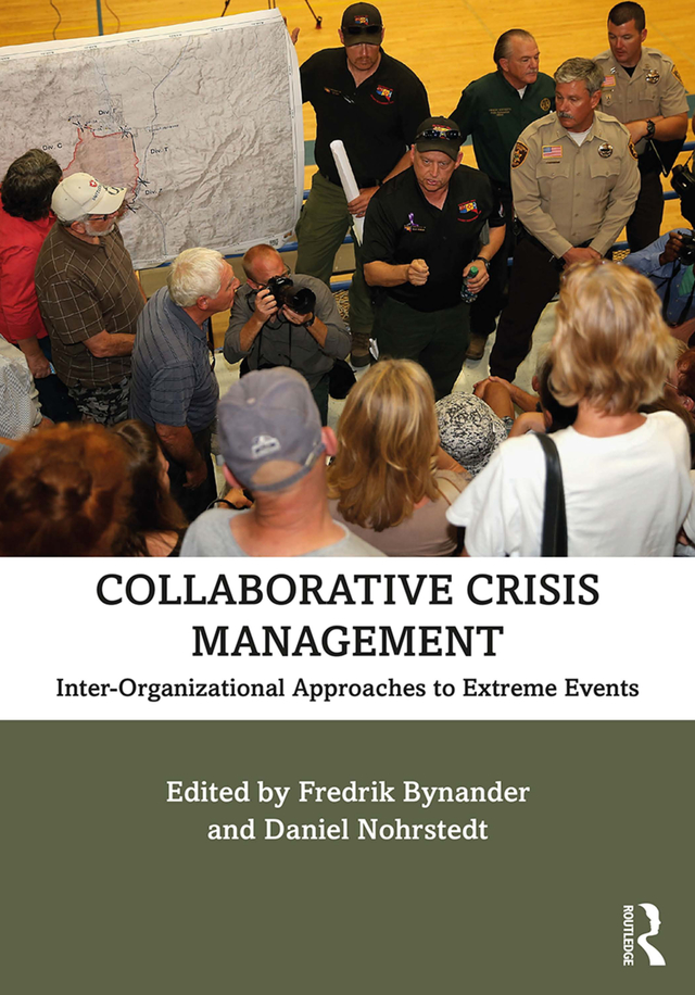 Collaborative Crisis Management: Interorganizational Approaches to Extreme Events book cover