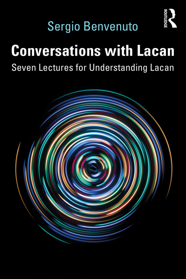 Conversations with Lacan: Seven Lectures for Understanding Lacan book cover