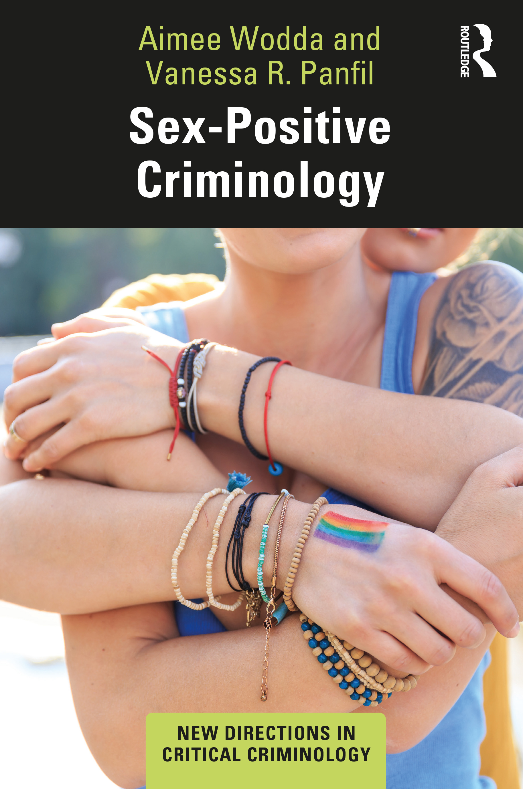 Sex-Positive Criminology book cover