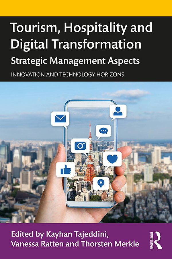 Tourism, Hospitality and Digital Transformation: Strategic Management Aspects book cover