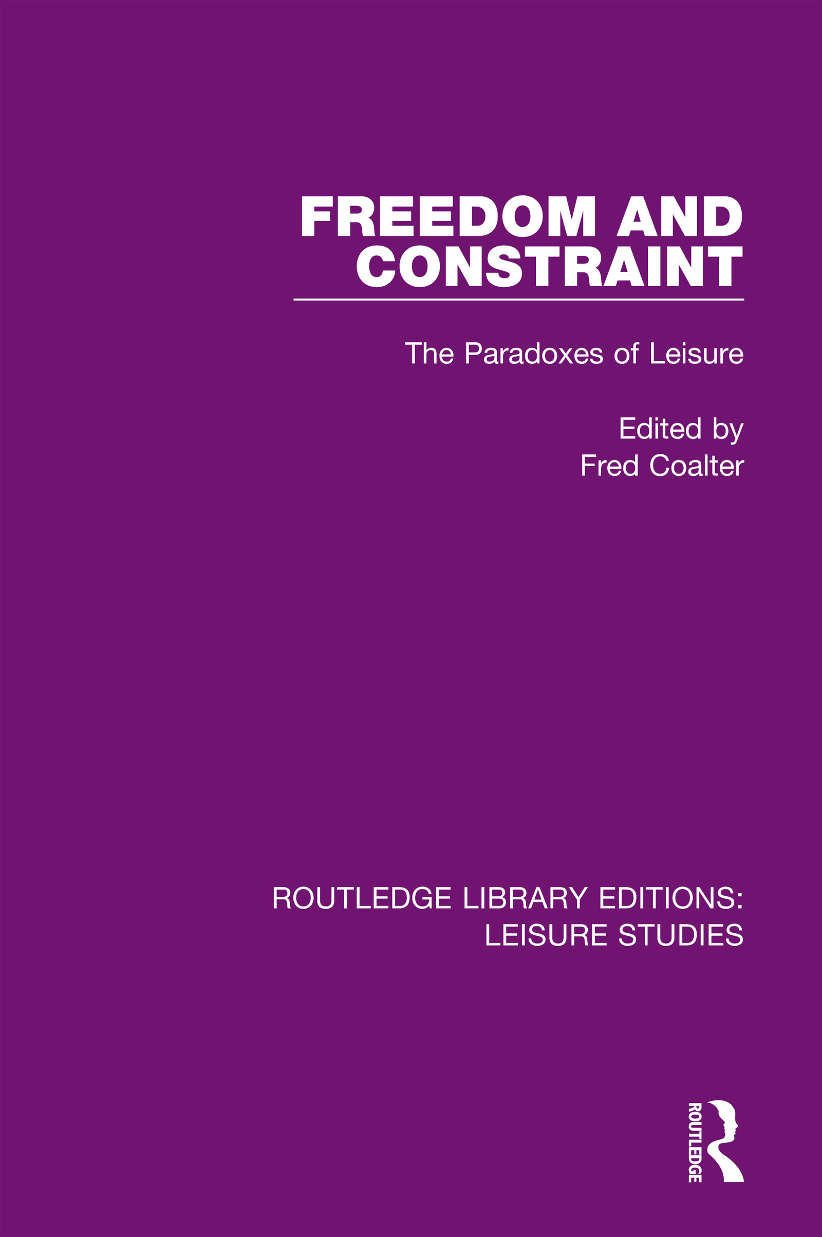 Freedom and Constraint