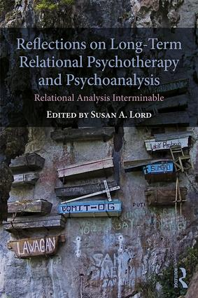 Reflections on Long-Term Relational Psychotherapy and Psychoanalysis: Relational Analysis Interminable book cover