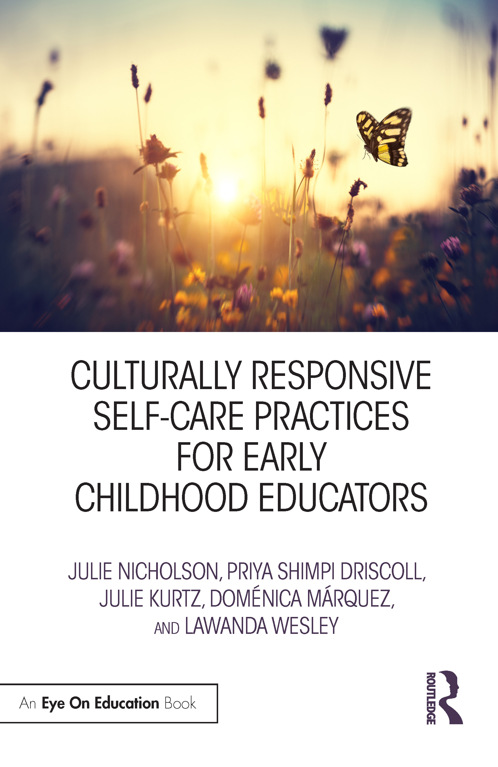 Culturally Responsive Self-Care Practices for Early Childhood Educators book cover
