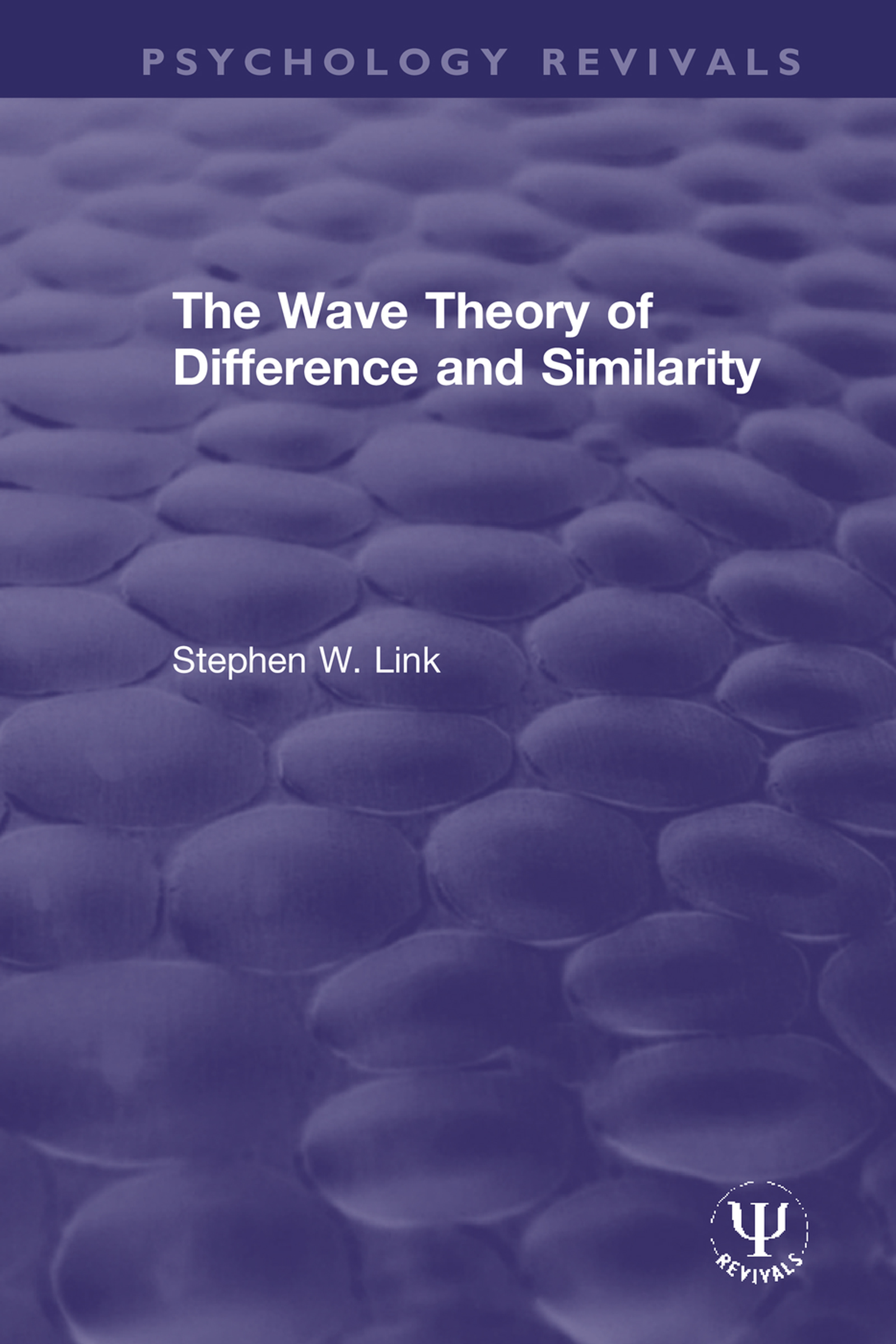 The Wave Theory of Difference and Similarity: 1st Edition (Hardback) book cover