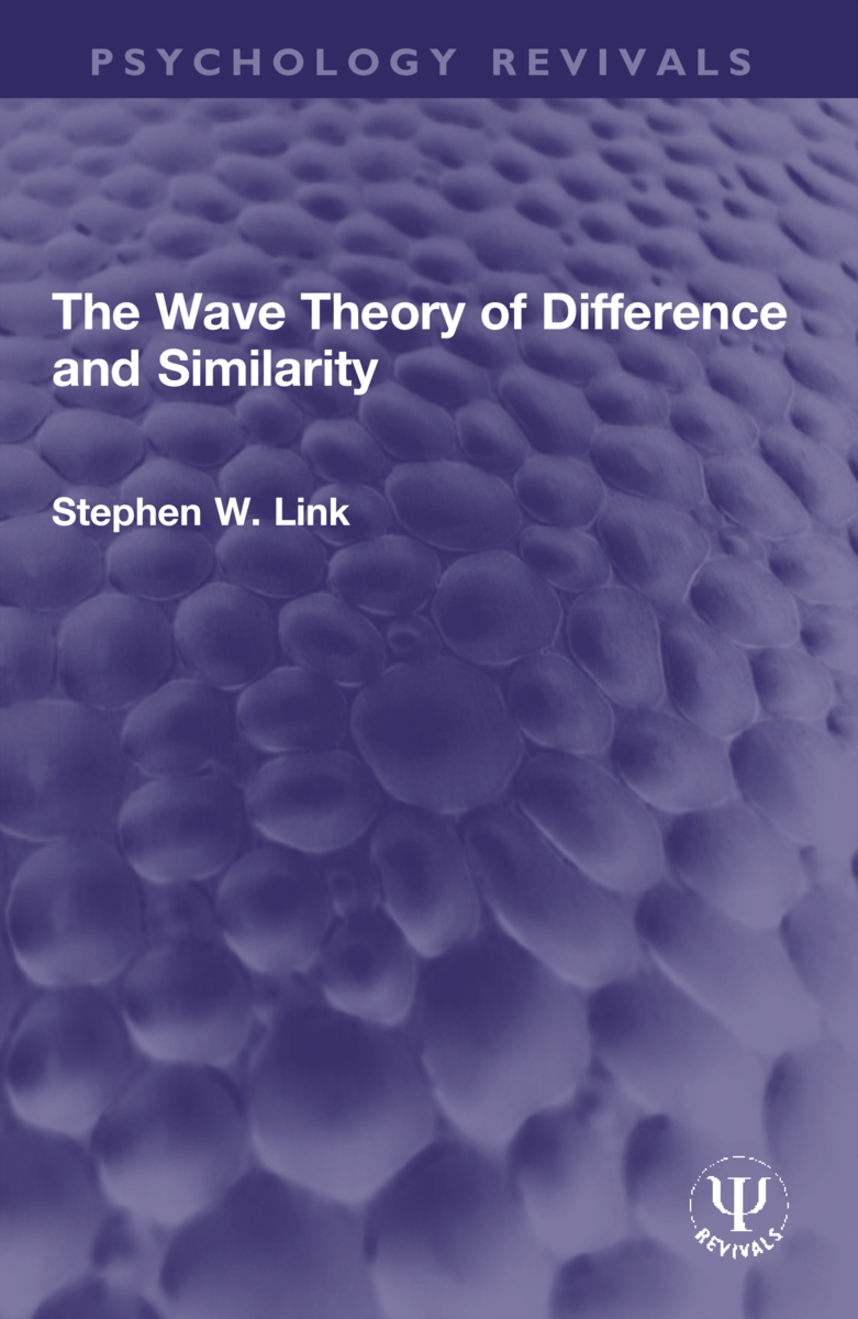 The Wave Theory of Difference and Similarity
