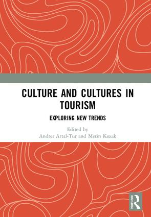 Culture and Cultures in Tourism: Exploring New Trends book cover