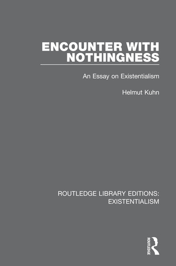 Encounter with Nothingness