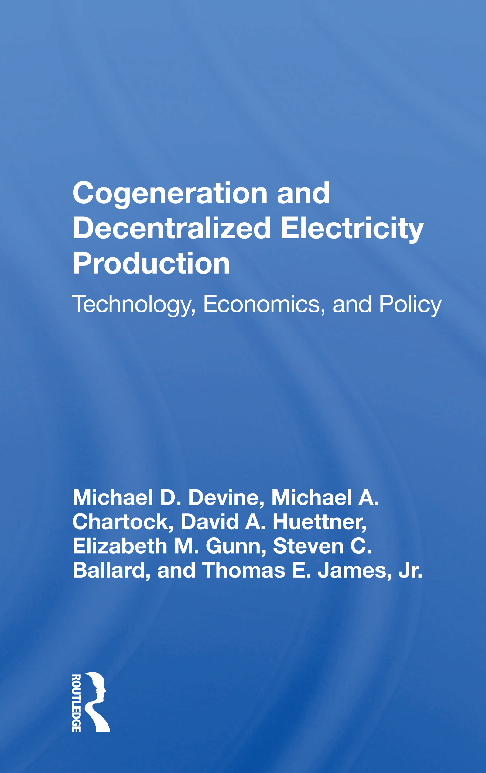 Cogeneration and Decentralized Electricity Production