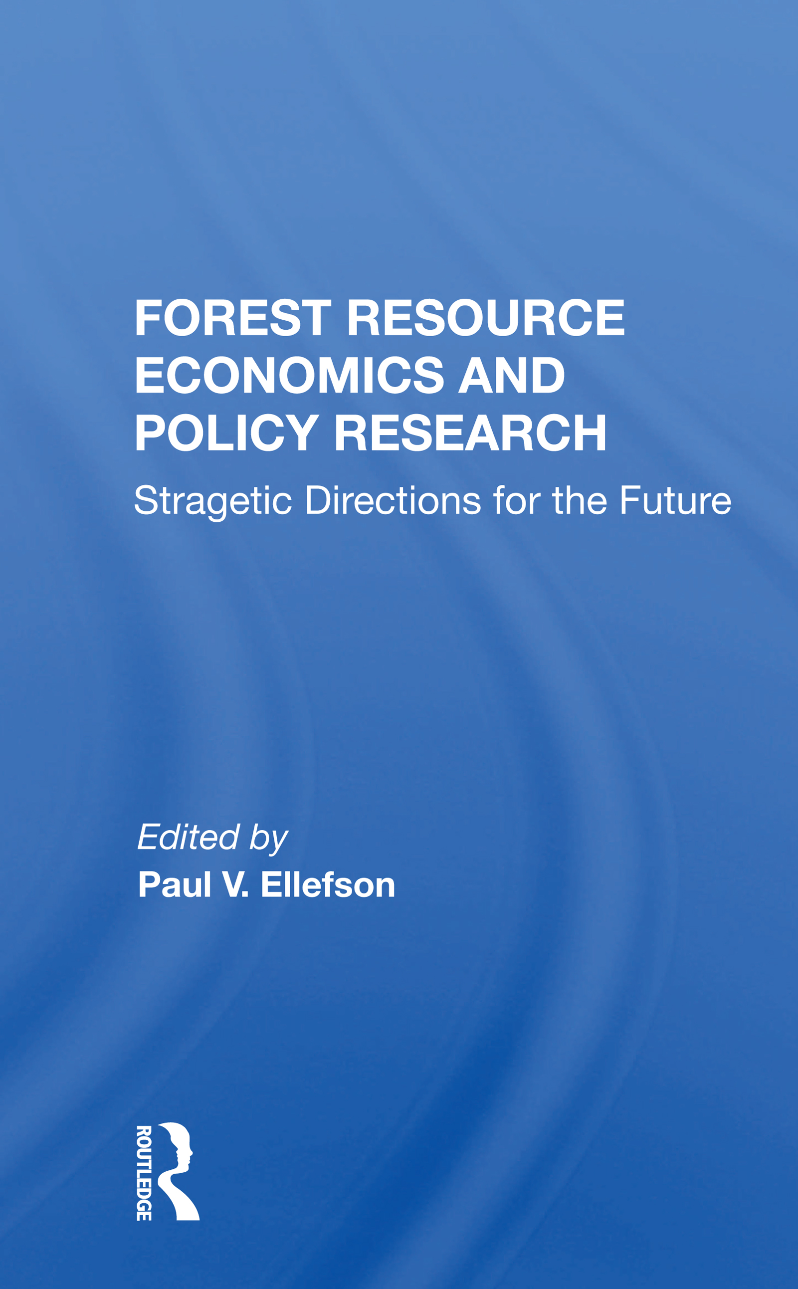 Forest Resource Economics and Policy Research