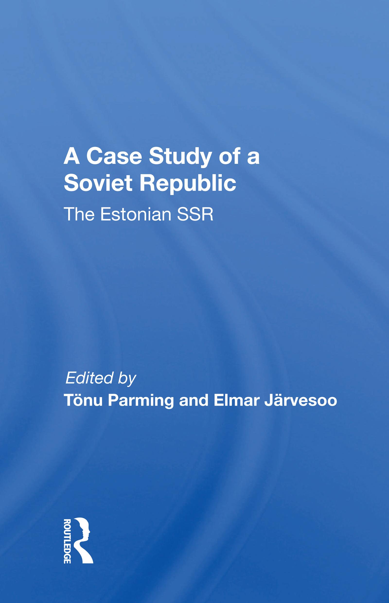 A Case Study of a Soviet Republic