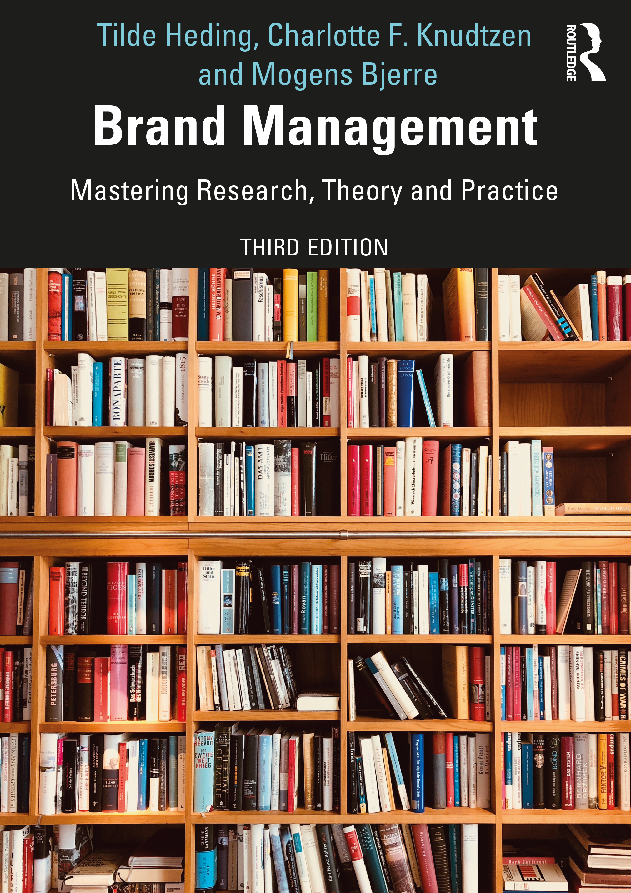 Brand Management: Mastering Research, Theory and Practice book cover