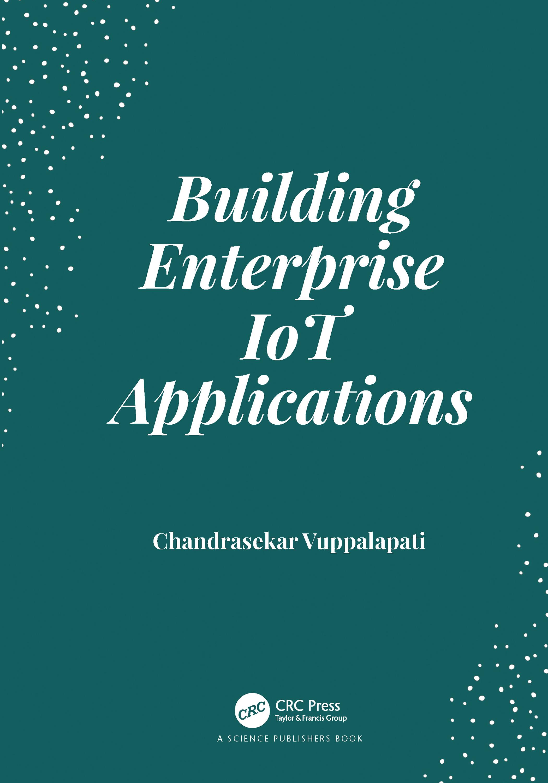 Building Enterprise IoT Applications book cover