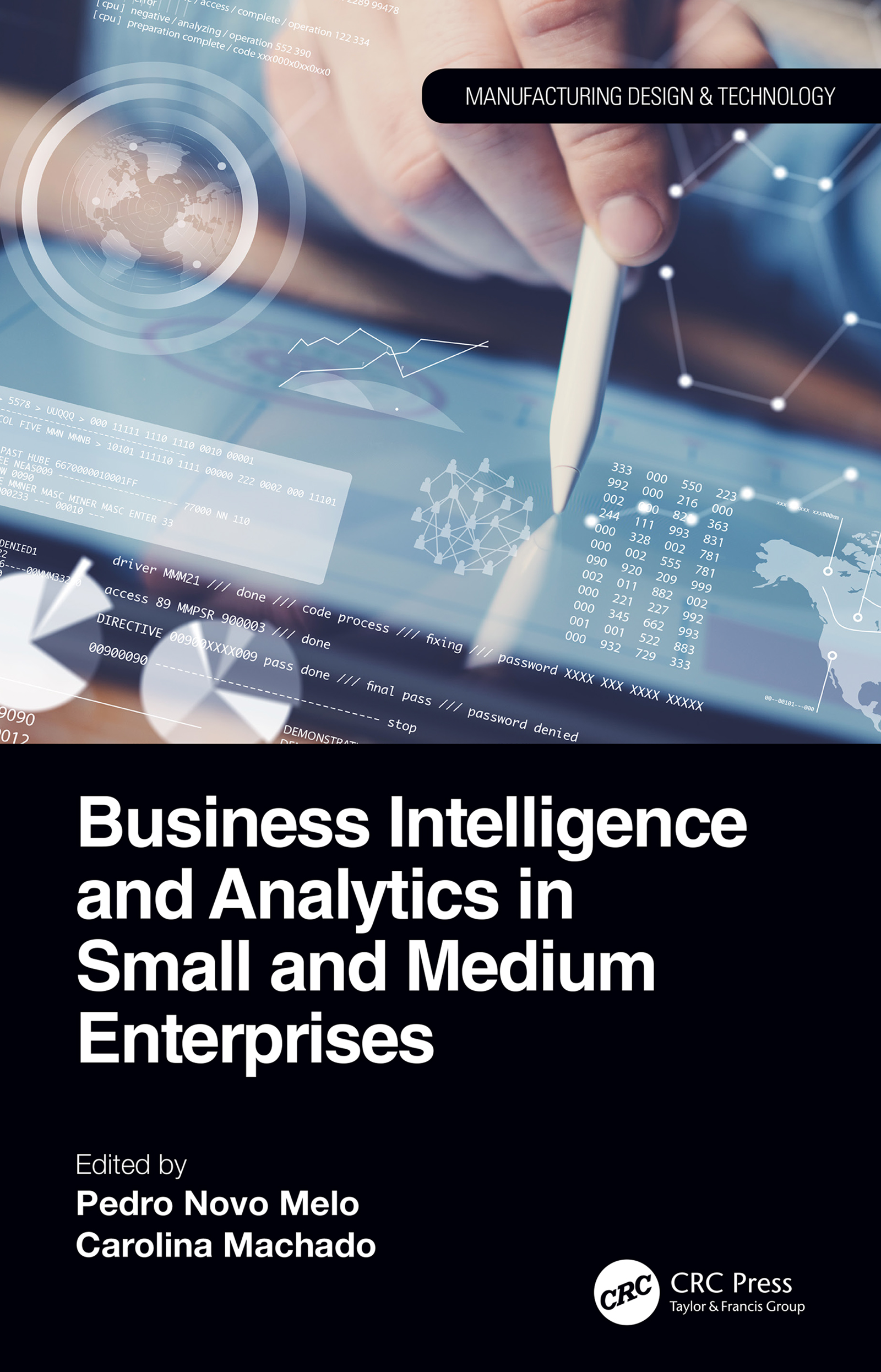 Business Intelligence and Analytics in Small and Medium Enterprises book cover