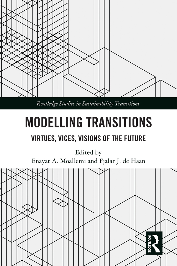 Modelling Transitions: Virtues, Vices, Visions of the Future book cover