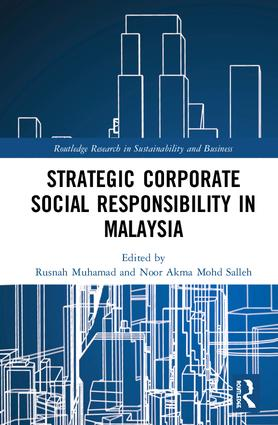Strategic Corporate Social Responsibility in Malaysia book cover