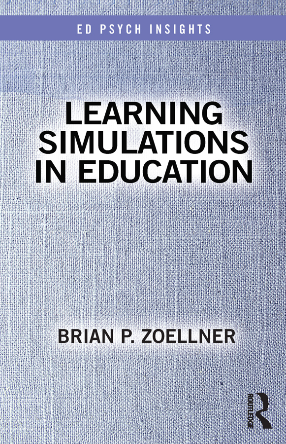Learning Simulations in Education book cover