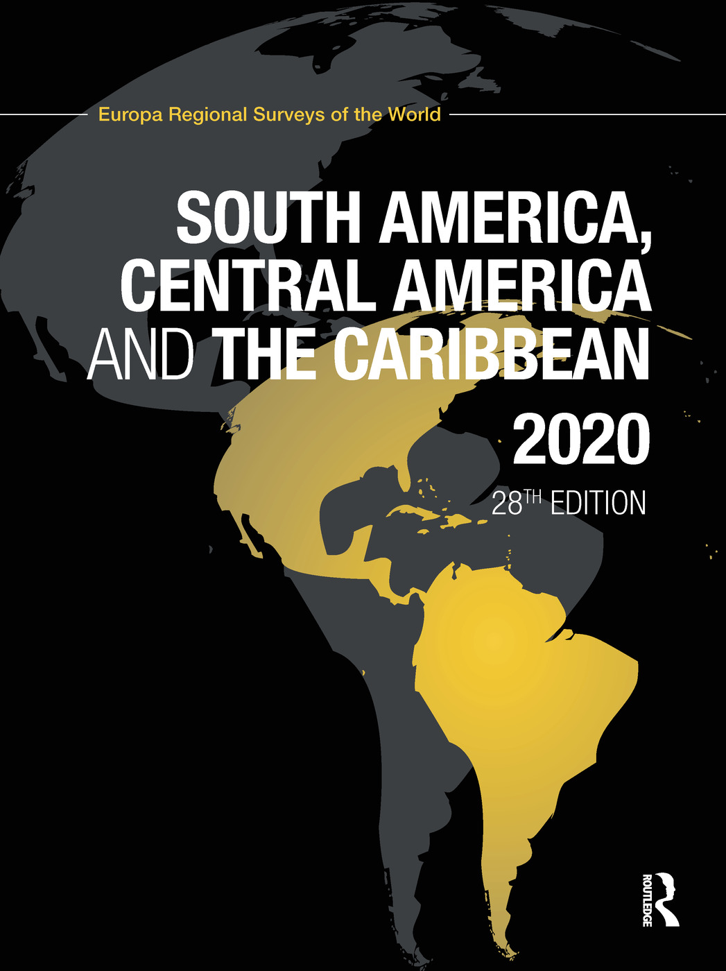 South America, Central America and the Caribbean 2020 book cover