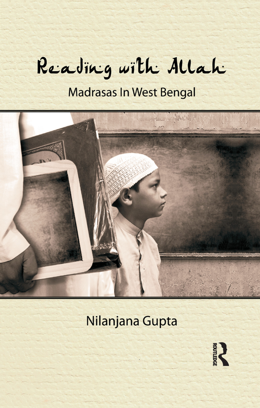 Reading with Allah: Madrasas in West Bengal, 1st Edition (Paperback) book cover