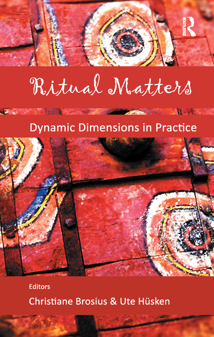 Ritual Matters: Dynamic Dimensions in Practice book cover