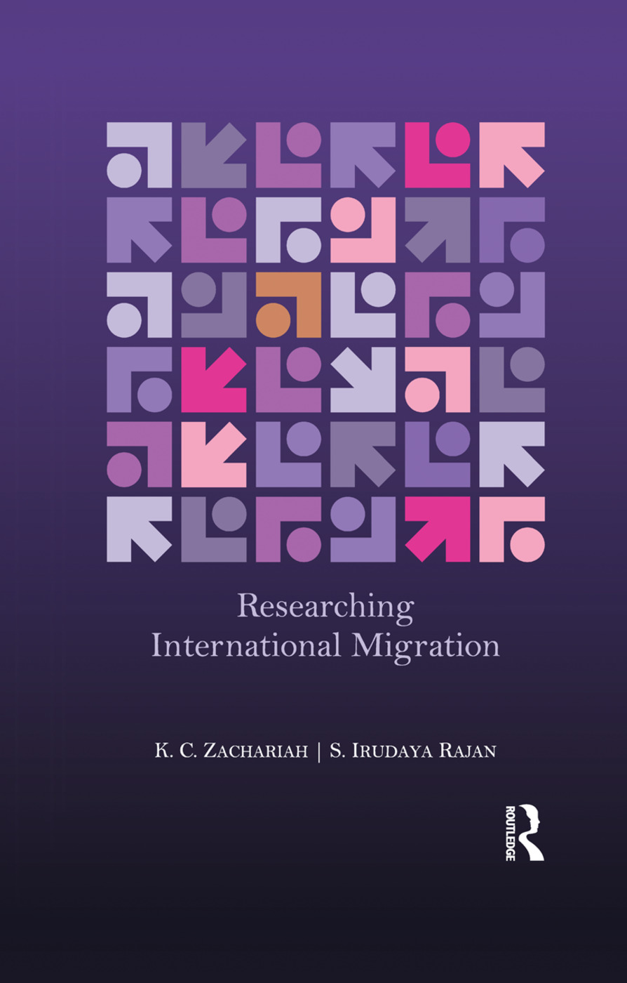Researching International Migration: Lessons from the Kerala Experience, 1st Edition (Paperback) book cover