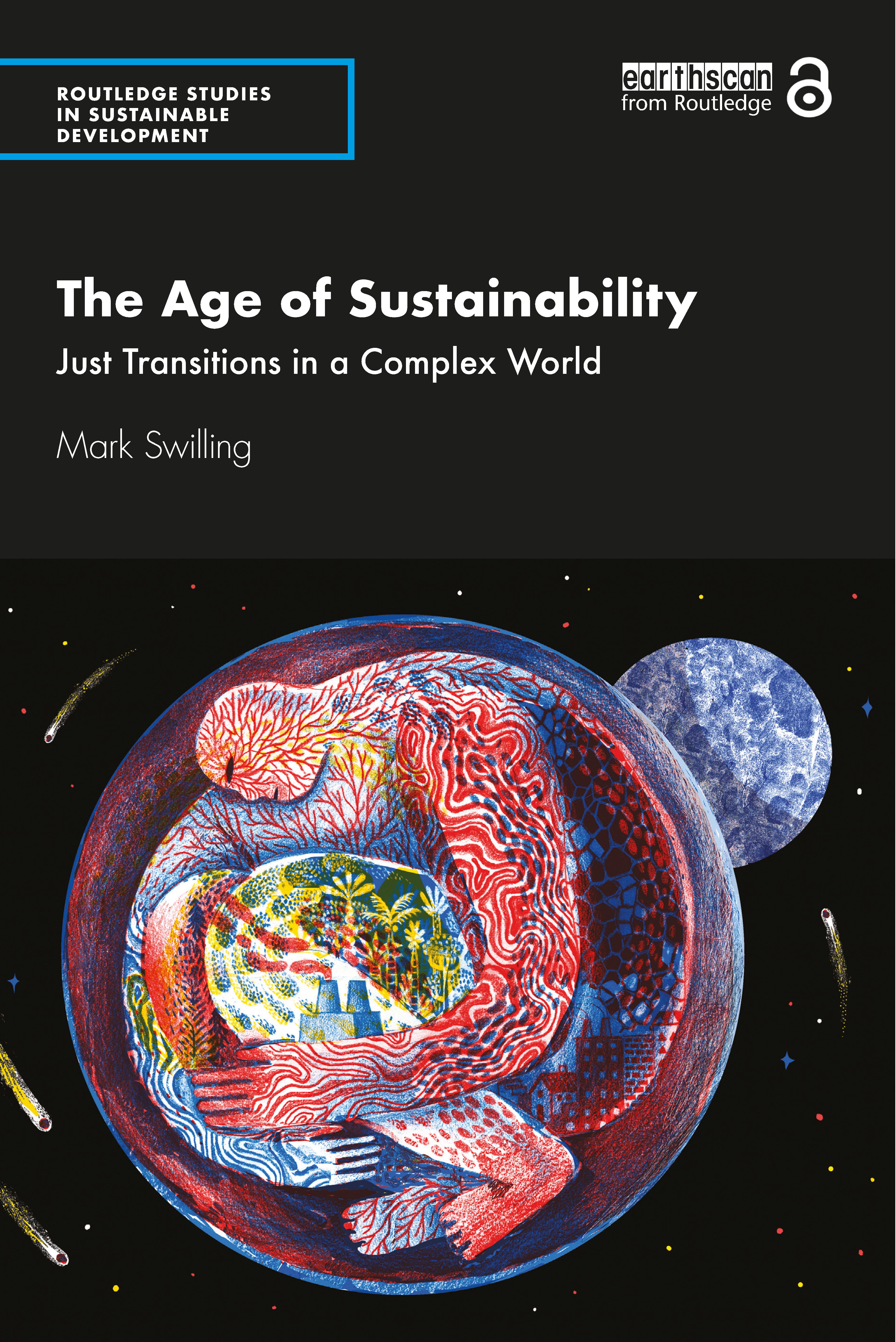 The Age of Sustainability: Just Transitions in a Complex World book cover