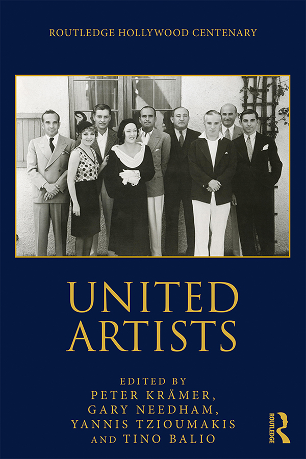 United Artists book cover