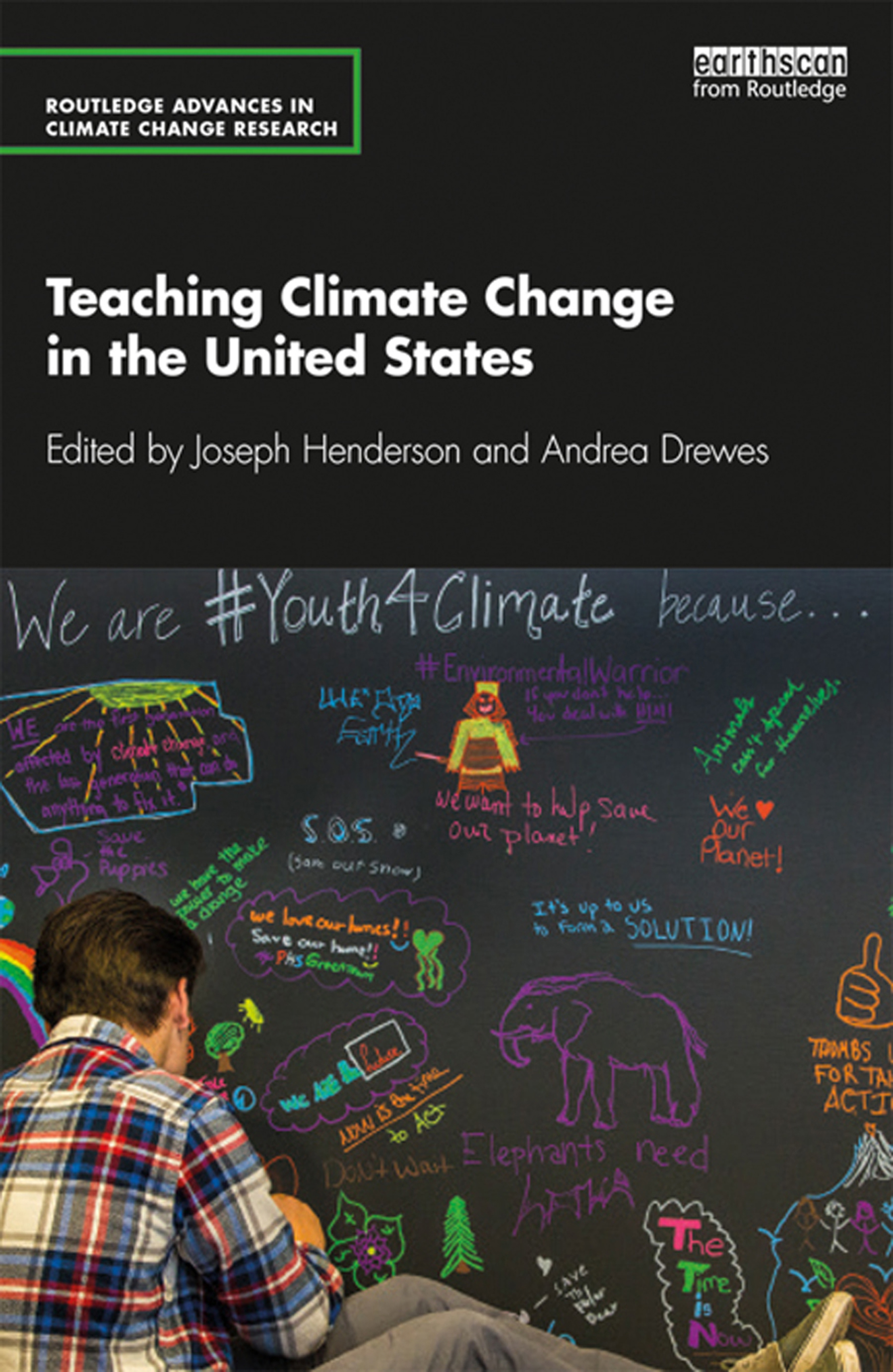 Teaching Climate Change in the United States book cover