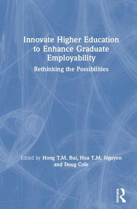 Innovate Higher Education to Enhance Graduate Employability: Rethinking the Possibilities book cover