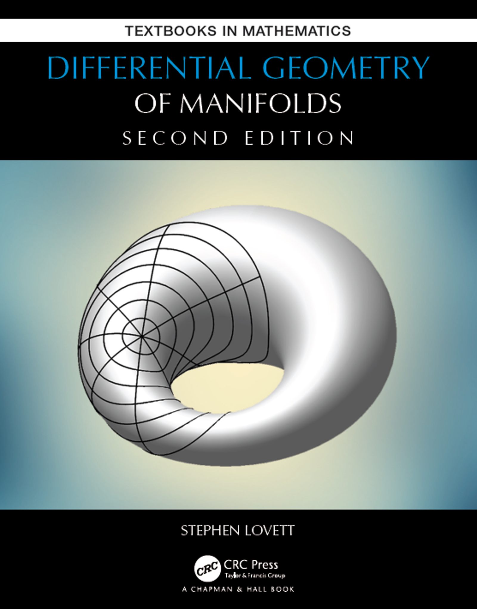 Differential Geometry of Manifolds book cover