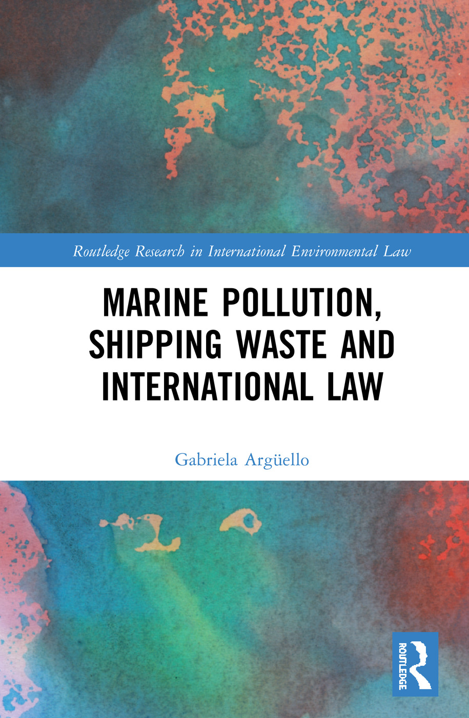 Marine Pollution, Shipping Waste and International Law book cover