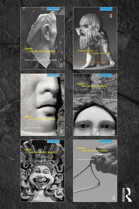 The Senses in Antiquity Paperback Set book cover