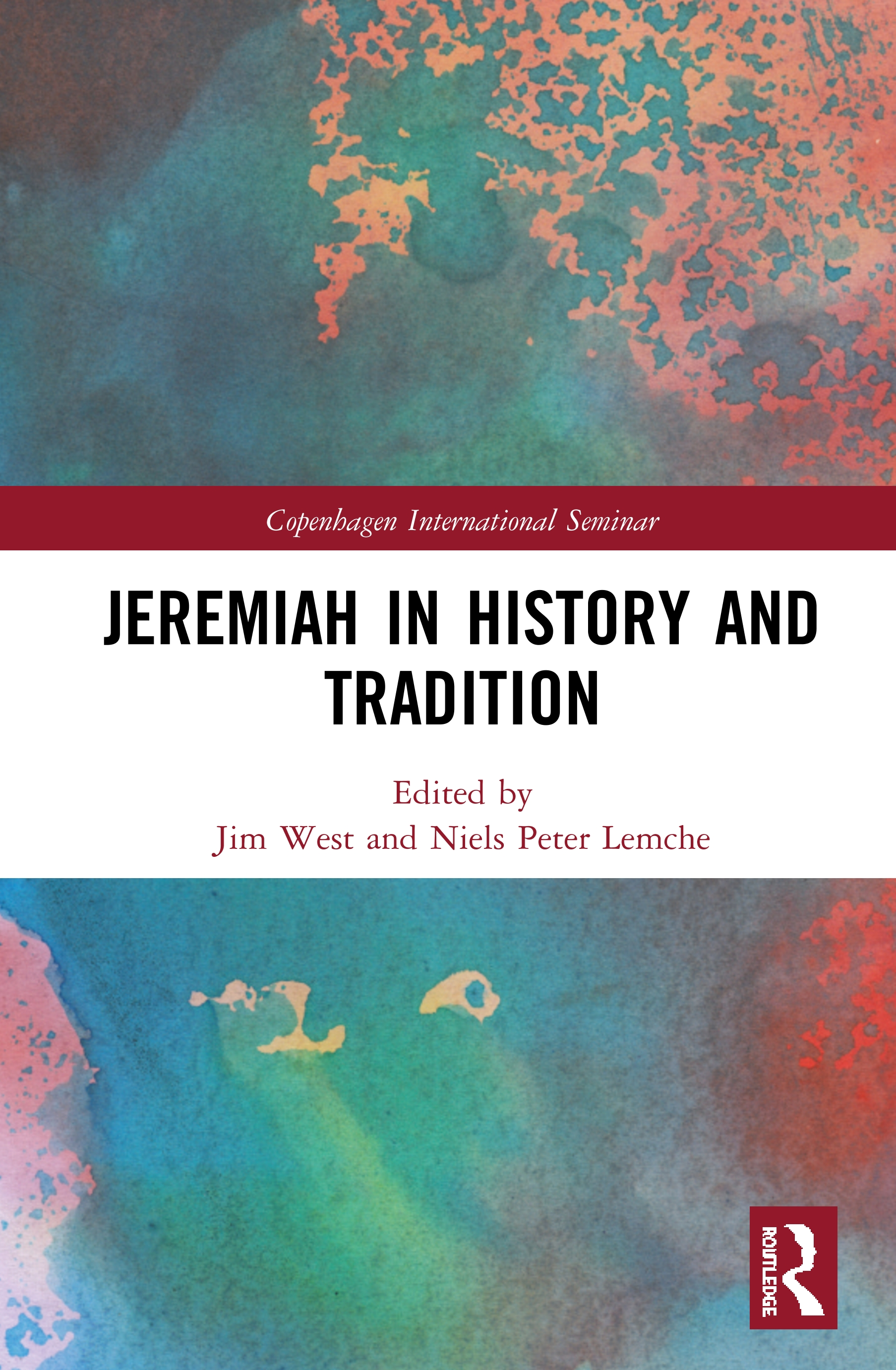 Jeremiah in History and Tradition book cover
