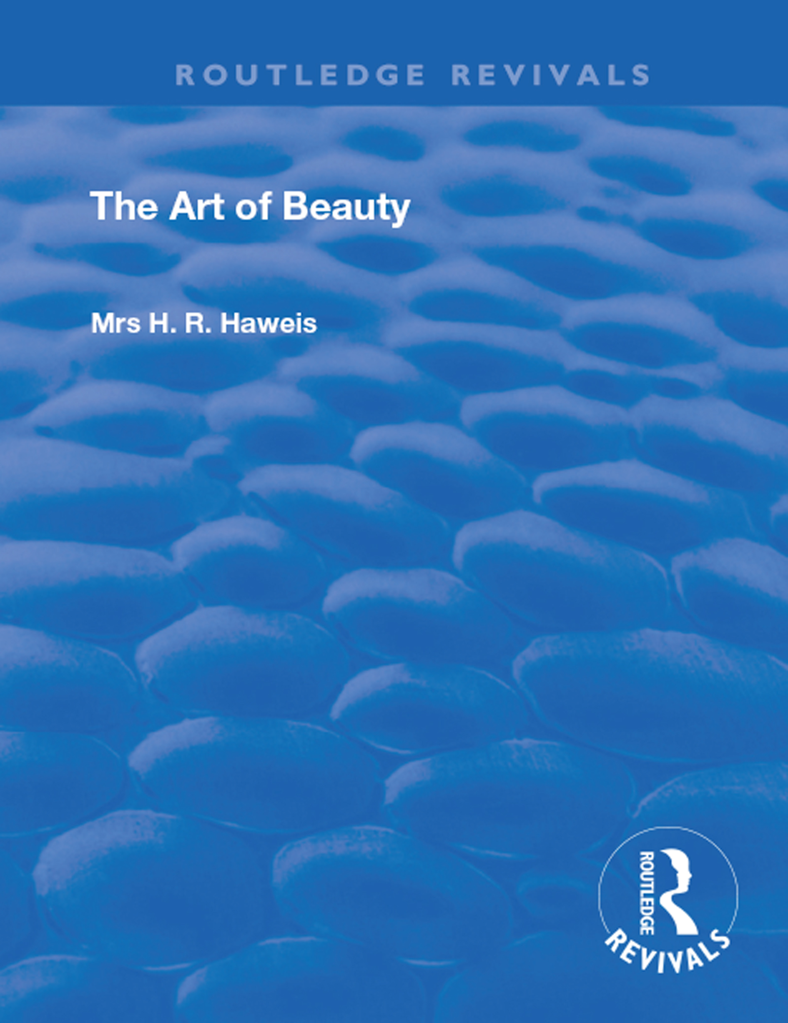 The Art of Beauty: 1st Edition (Hardback) book cover