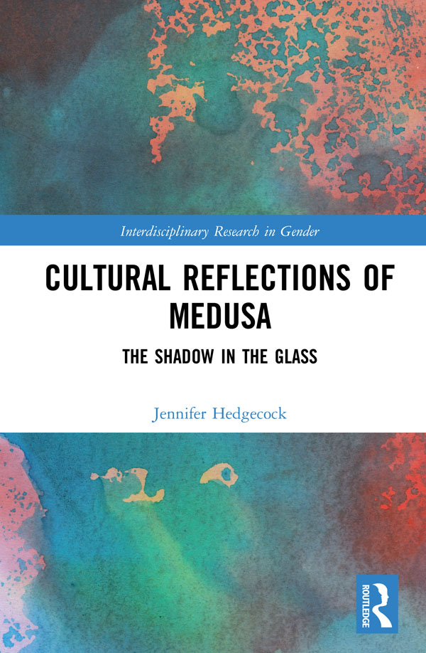 Cultural Reflections of Medusa: The Shadow in the Glass book cover