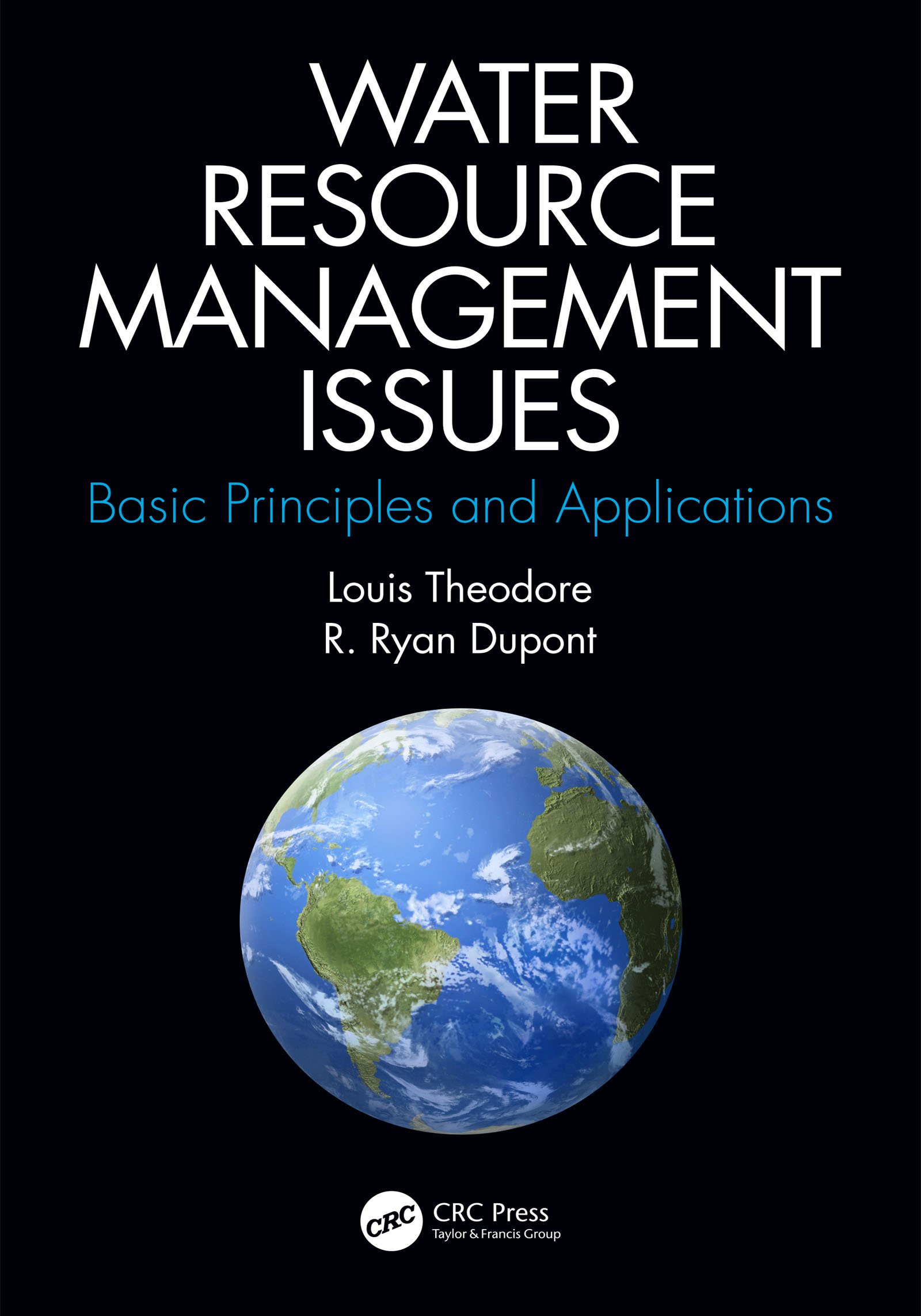 Water Resource Management Issues: Basic Principles and Applications book cover