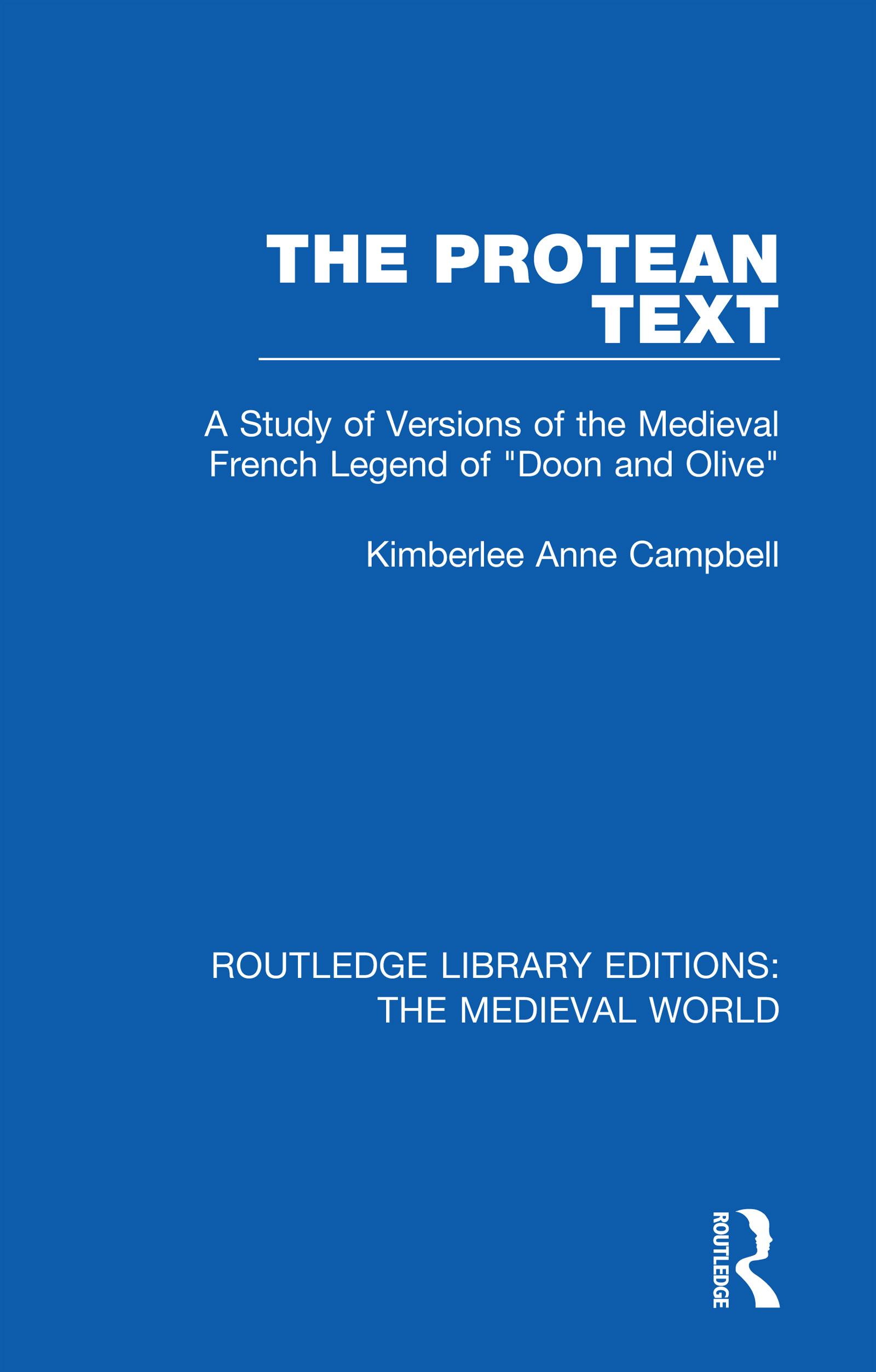 The Protean Text