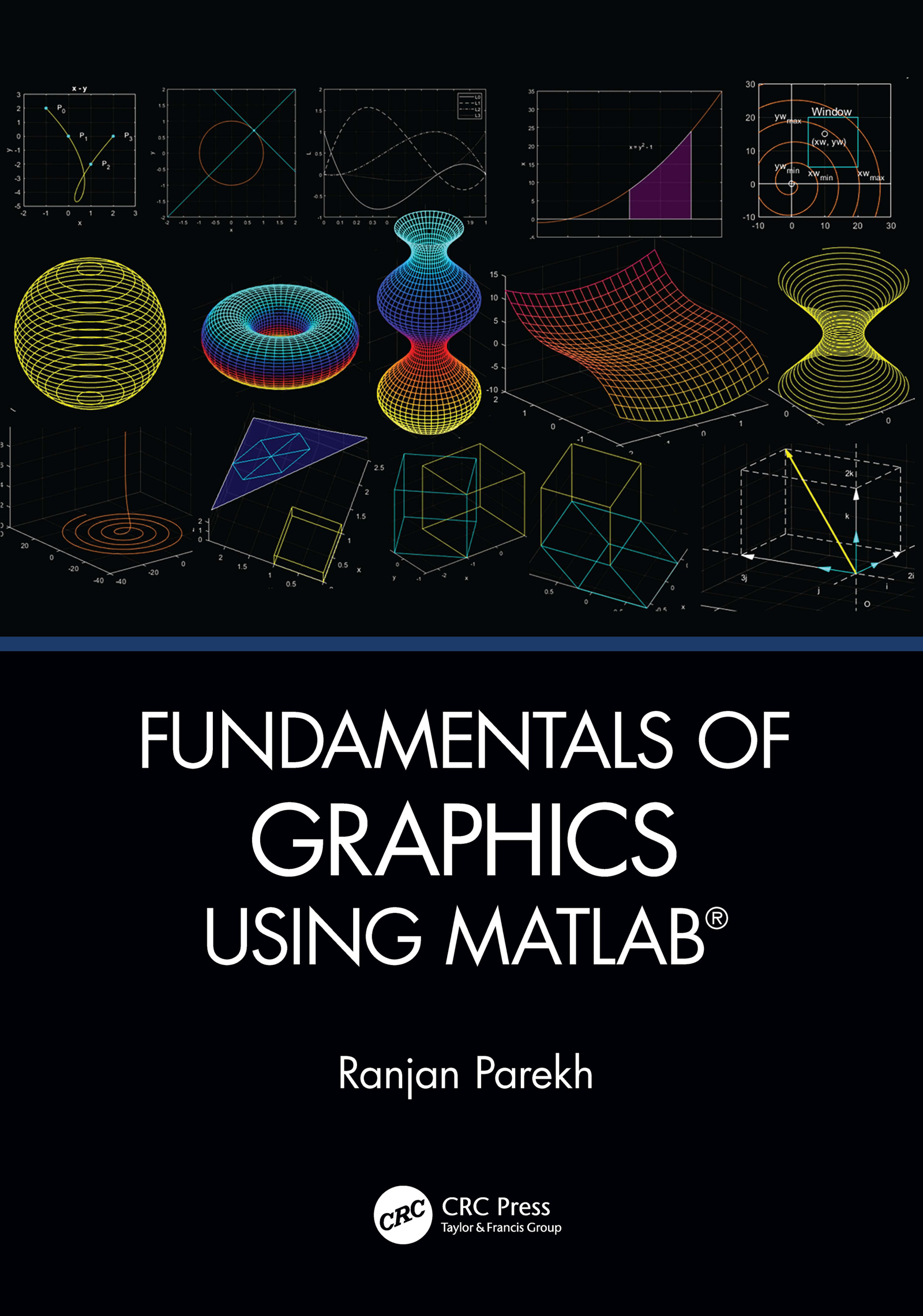 Fundamentals of Graphics Using MATLAB book cover
