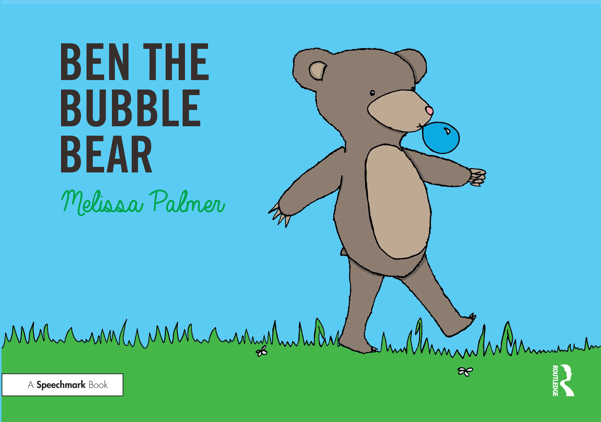 Ben the Bubble Bear book cover