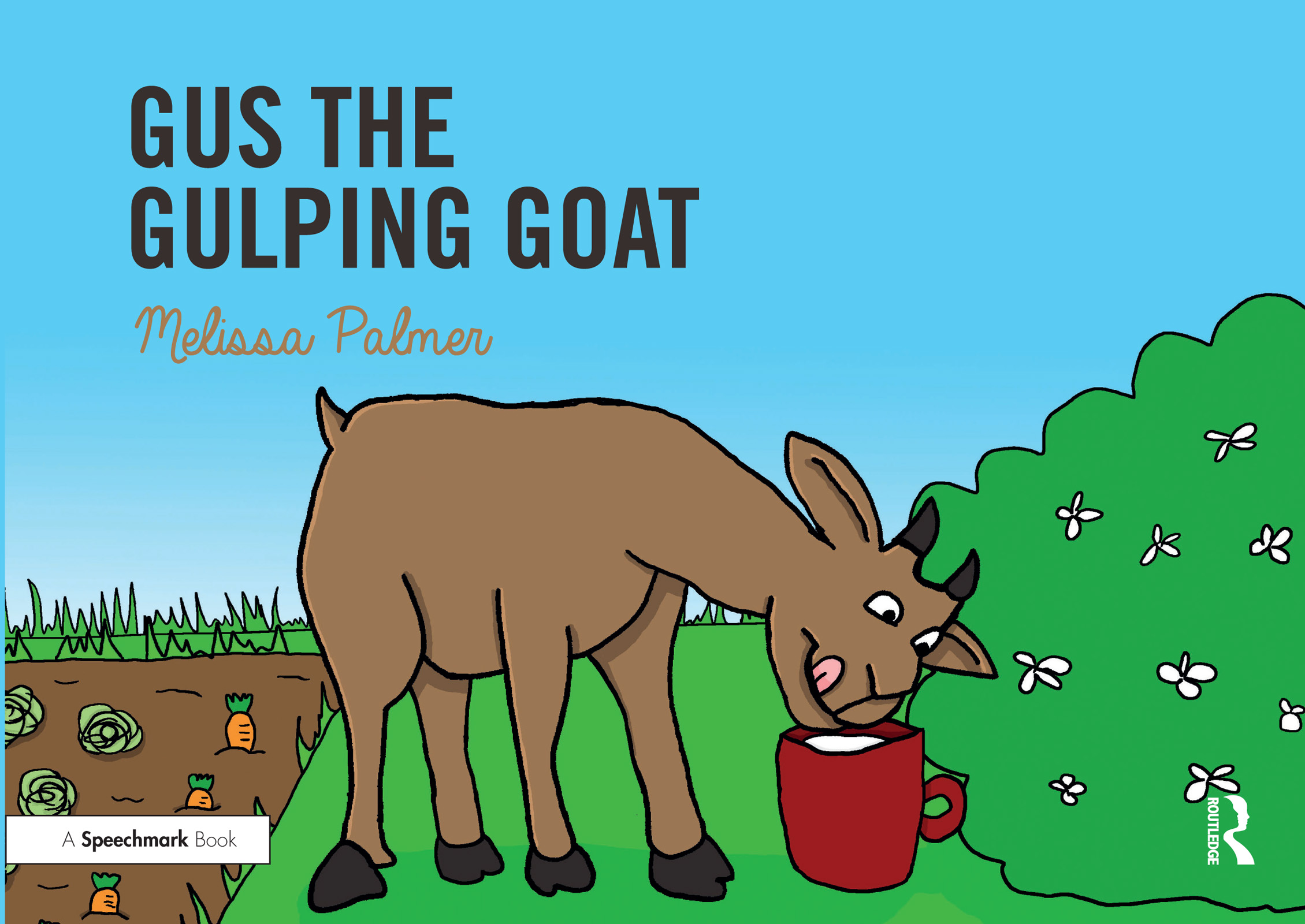 Gus the Gulping Goat book cover