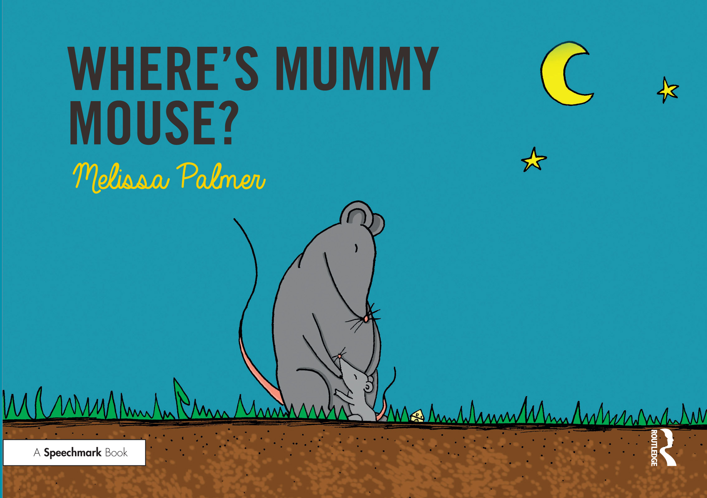 Where's Mummy Mouse? book cover