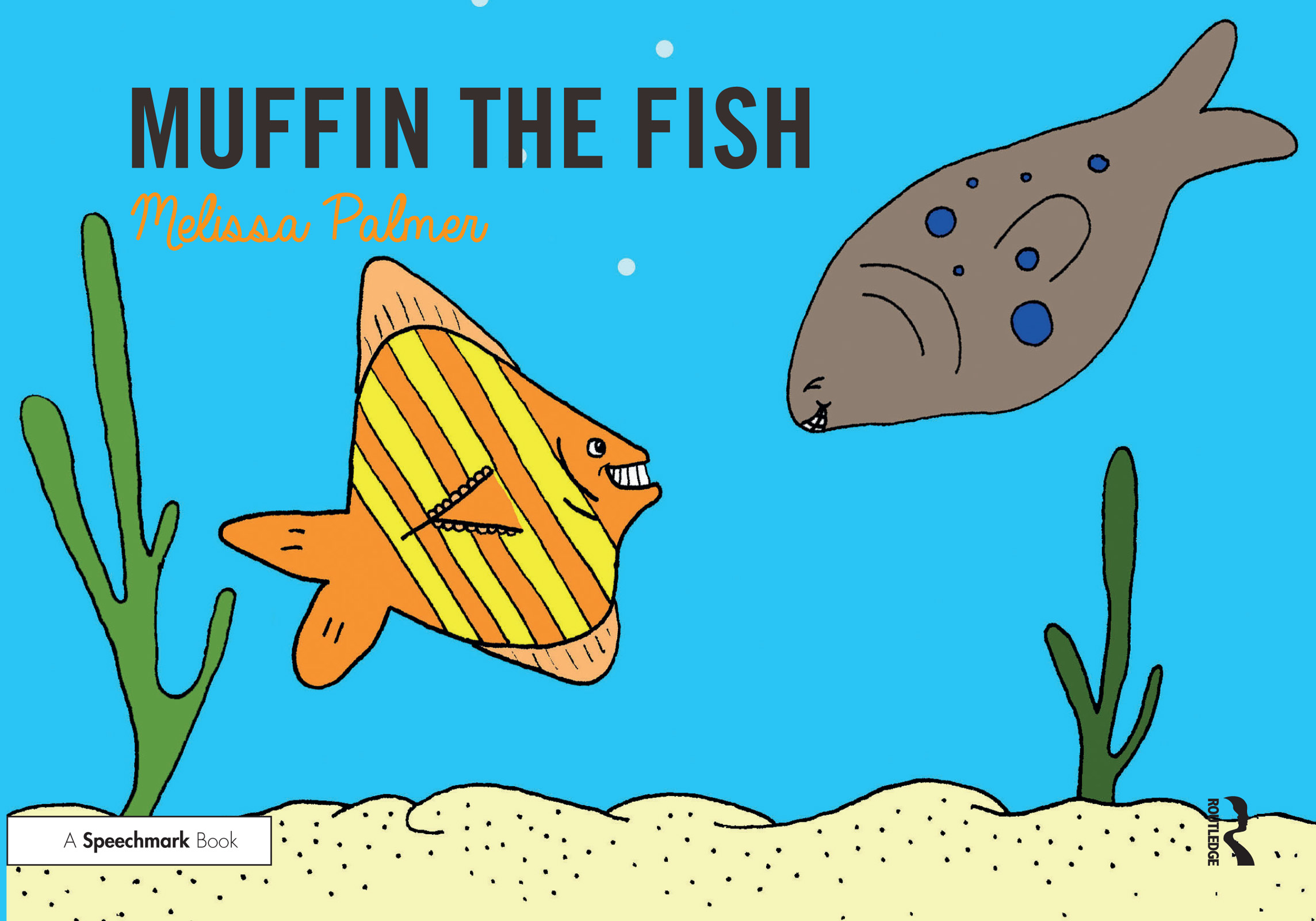 Muffin the Fish: 1st Edition (Paperback) book cover