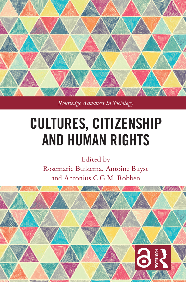 Cultures, Citizenship and Human Rights book cover