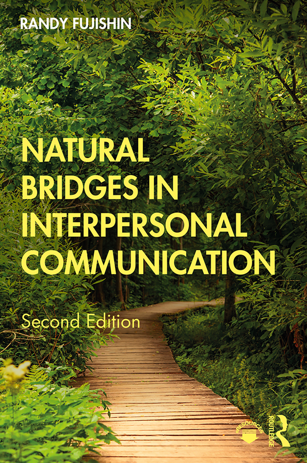 Natural Bridges in Interpersonal Communication book cover