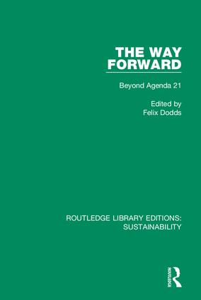 The Way Forward: Beyond Agenda 21 book cover