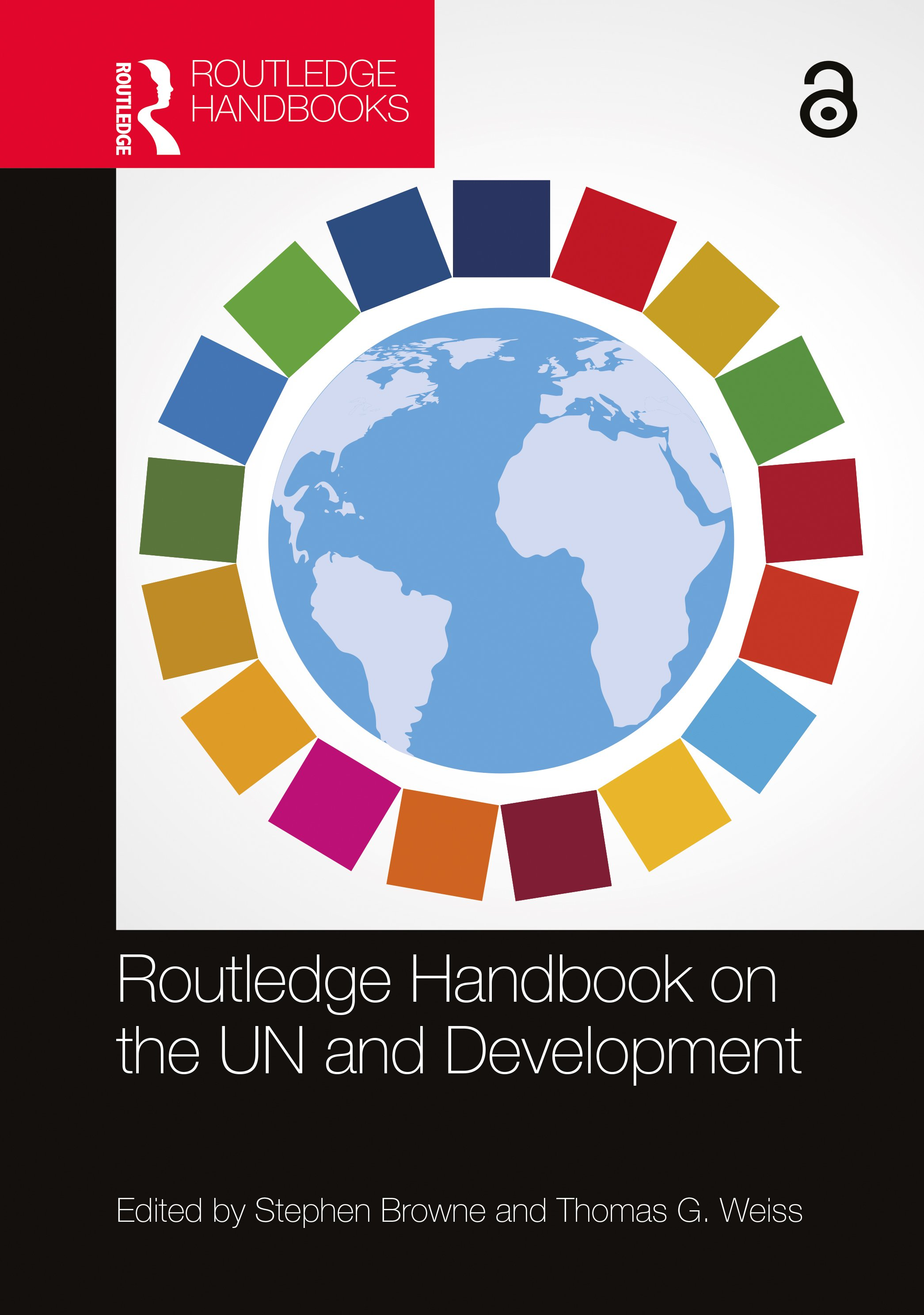 Routledge Handbook on the UN and Development book cover