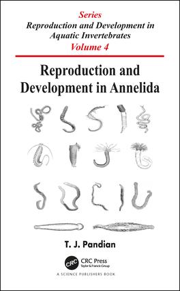 Reproduction and Development in Annelida: 1st Edition (Hardback) book cover