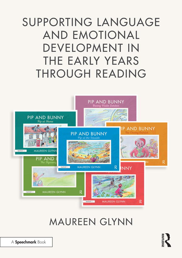 Supporting Language and Emotional Development in the Early Years through Reading: 1st Edition (Paperback) book cover